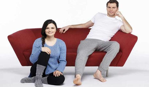 sofa nyaman